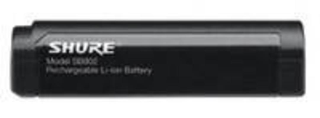 Shure SB902 Lithium-Ion Akku Batterie, MXW2  pour micro digital (GLXD