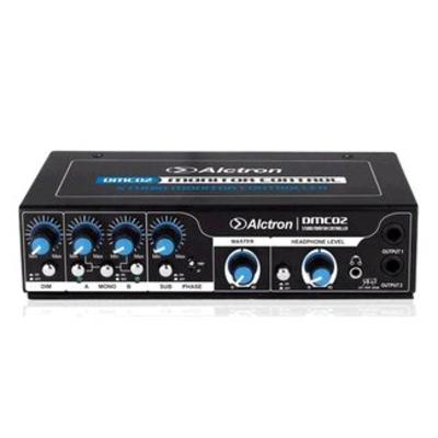 Power Acoustics DMC 02 Contrôleur Monitoring