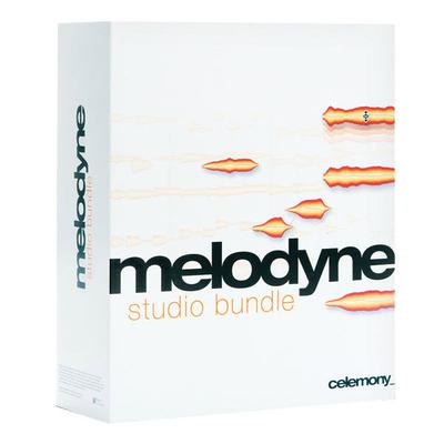 Celemony Melodyne 3 Studio Bundle