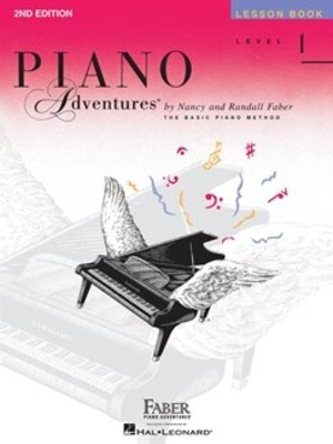 Piano Adventures Level 1 – Lesson Book 2nd Edition / Nancy Faber / Faber Music