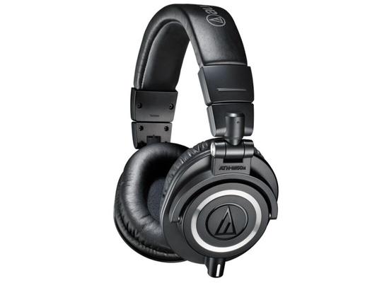 Audio Technica Pro ATH-M50x Casque de contrôle studio professionnel