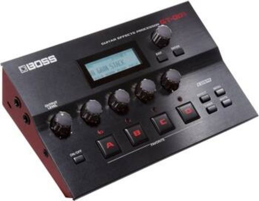 Boss GT-001 Guitar Effects Processing – Table Top Effect