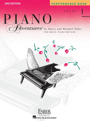 Faber Piano Adventures / Piano Adventures Level 1 – Performance Book 2nd Edition / Nancy Faber / Randall Faber / Faber Music