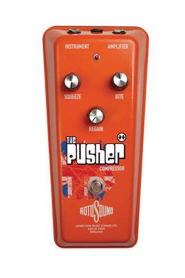 Rotosound RPU1 The Pusher Compressor