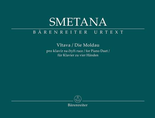 Vltava (The Moldau) / Bedrich Smetana / Hugh MacDonald / Bärenreiter