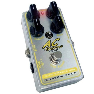 Xotic AC BOOSTER COMP OverDrive