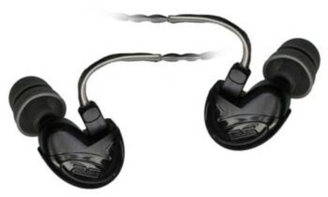 Earsonics SM3 Universal In-Ear Monitor, 3 Way / 3 Drivers