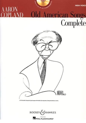 Old American Songs Complete / Aaron Copland / Boosey and Hawkes