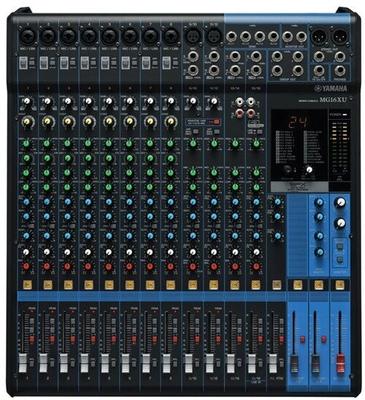 Yamaha ProAudio MG16XU ANALOG MIXER