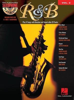 R&B volume 2 avec CD /  / Hal Leonard