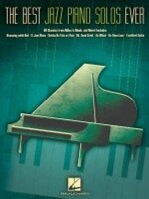Best Jazz Piano Slos Ever PF BK /  / Hal Leonard