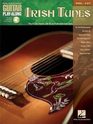GPA VOL 137 Irish Tunes TAB BK/CD /  / Hal Leonard
