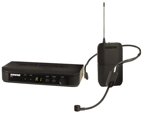 Shure BLX14E/P31-M17 PG Wireless Analog, PG31,