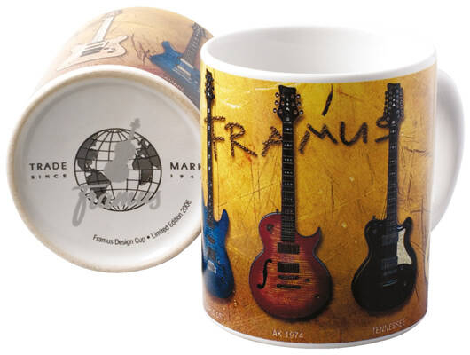 Framus CUSTOM DESIGN Framus Coffee Cup