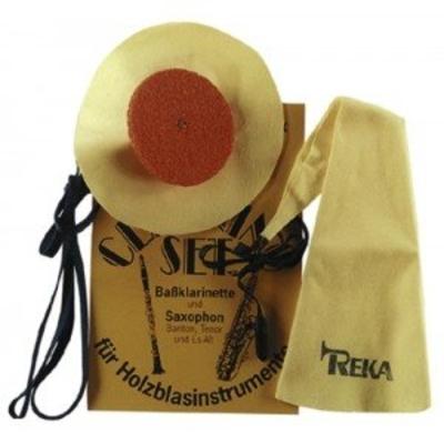 Reka Cleaning Set Ecouvillon pour sax alto et ténor