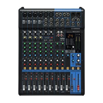 Yamaha ProAudio MG12XU Analog Mixer