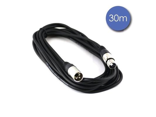 Power Acoustics CAB 2165 Xlr Mâle/ Xlr Femelle 30m