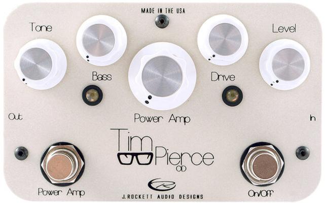 J. Rockett Audio Design TIM PIERCE Boost/OD