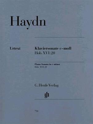 Sonate C-moll Haydn Hob.XVI:20 / Franz Joseph Haydn / Henle Verlag