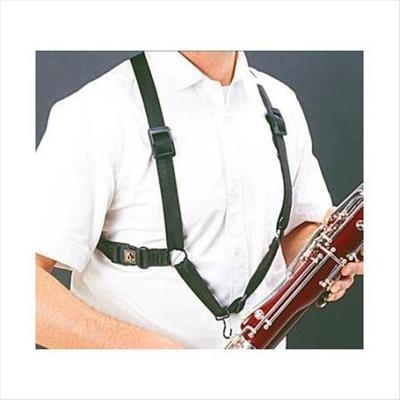 BG BG-B12 Harnais pour basson modèle pour enfant, crochet en métal