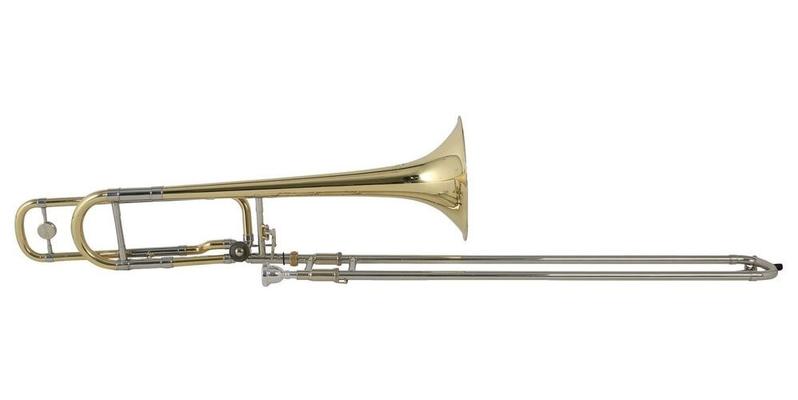 Bach TB502B Trombone Complet Sib/FA