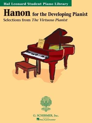 Hanon For The Developing Pianist, Book + CD / Kreader/Kern/Keveren/Rejino / Hal Leonard