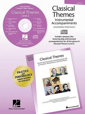 Classical Themes Level 2 (CD) / Kreader/Kern/Keveren/Rejino / Hal Leonard