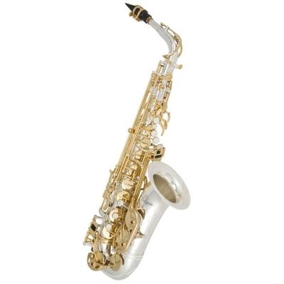 Antigua AS4240SG Saxophone Alto Argenté