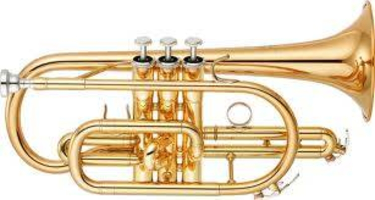 Yamaha Winds YCR-4330 GII Cornet Sib