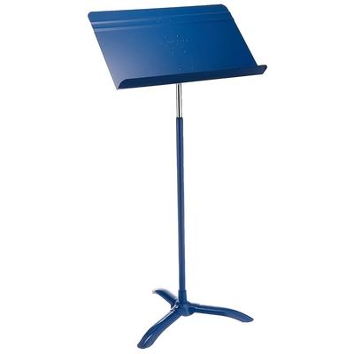 Manhasset 4801-BLU Pupitre Symphony 48, Hauteur 65-120cm Bleu