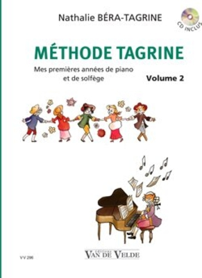 Méthode Tagrine Vol 2 / Nathalie Béra-Tagrine / Van de Velde