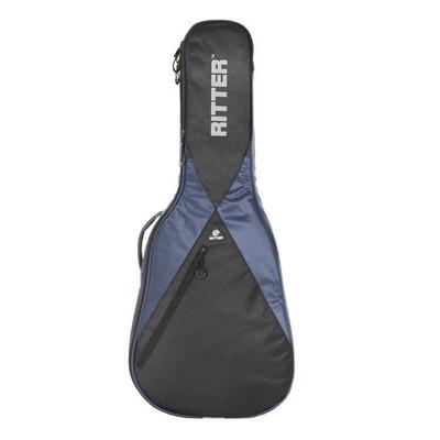 Ritter Gig Bag Performance5 Classical 3/4, Navy – Black