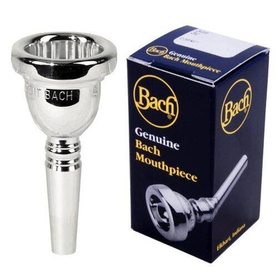 Bach 712564 Embouchure Trombone Série 350 Argentée Mod.6 1/2AL