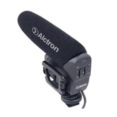 Power Acoustics VM_6 Micro Pour Caméra Photo et Caméscope