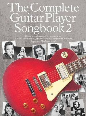 The Complete Guitar Player / The Complete Guitar Player: Songbook 2 /  / Wise Publications