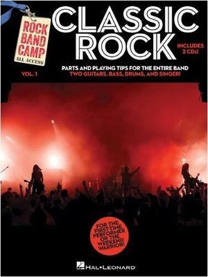 Rock Band Camp Volume 1: Classic Rock /  / Hal Leonard