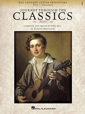 Journey Through The Classics: Book 1 (Classical Guitar) /  / Hal Leonard