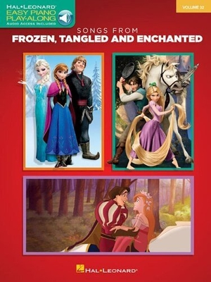 Easy Piano CD Play-Along Volume 32: Songs From Frozen, Tangled And Enchanted /  / Hal Leonard