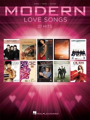 Modern Love Songs (PVG) /  / Hal Leonard
