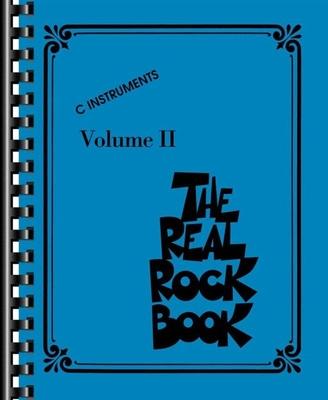 The Real Rock Book  Volume II /  / Hal Leonard