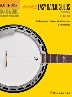 Hal Leonard Banjo Method: More Easy Banjo Solos /  / Hal Leonard
