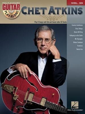 Guitar Play-Along Volume 59: Chet Atkins /  / Hal Leonard