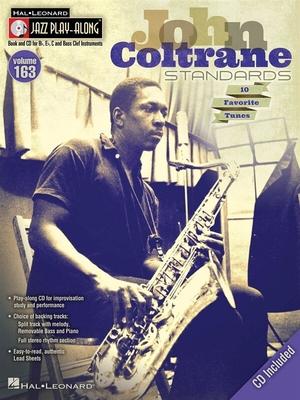Jazz Play-Along Volume 163: John Coltrane Standards /  / Hal Leonard