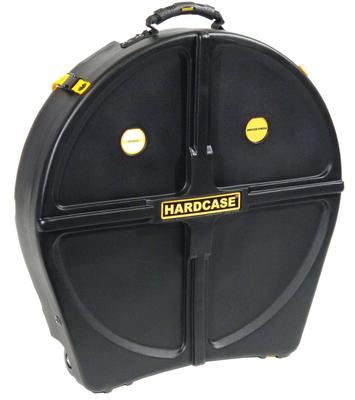 Hardcase CymbalCase 24», 12 cymbales