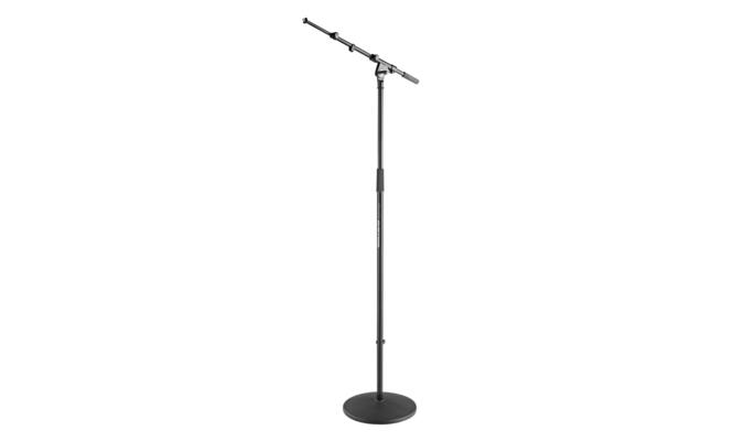 K & M 26145 Microphone stand – black