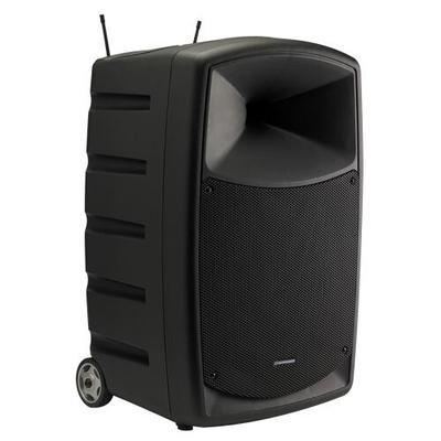 Audiophony CR12A-COMBO-F5 Système autonome sur batterie avec système HF 500MHz