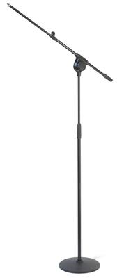 Audiophony MIC-200T Pied de micro perche téléscopique embase lourde