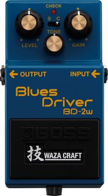 Boss BD-2W Custom Waza Blues Driver