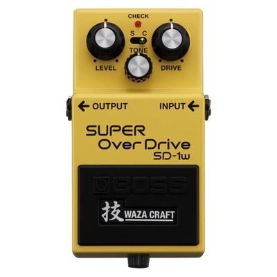 Boss SD-1W Custom Super OverDrive