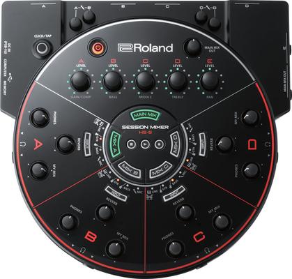 Roland HS-5 HeadPhone Session